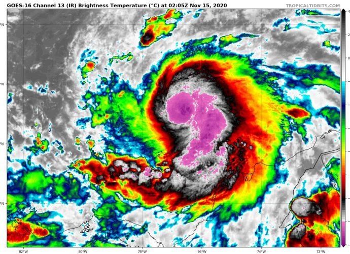 Tropical Storm Iota image